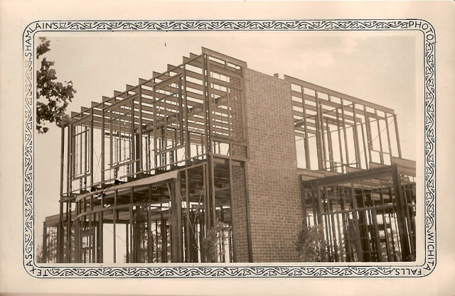Construction of Stran-Steel House